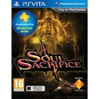 Игра Soul Sacrifice (PS Vita) (eng)