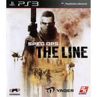 Игра Spec Ops: The Line (PS3) б/у (rus doc)