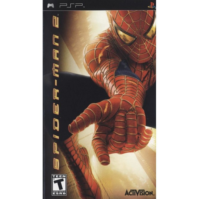 Игра Spider-Man 2 (PSP) б/у