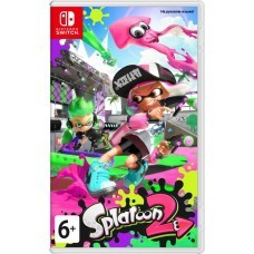 Игра Splatoon 2 (Nintendo Switch) б/у