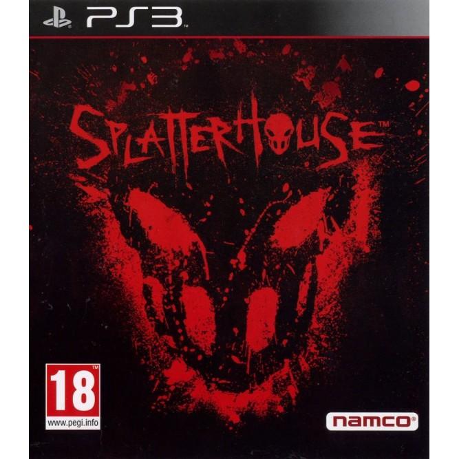 Игра Splatterhouse (PS3) б/у