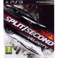 Игра Split Second: Velocity (PS3) б/у (rus)