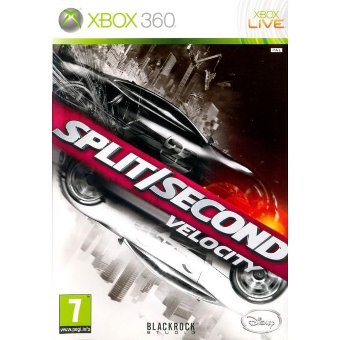 Игра Split Second: Velocity (Xbox 360) б/у
