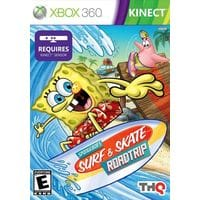 Игра SpongeBob's Surf & Skate Roadtrip (только для Kinect) (Xbox 360) б/у