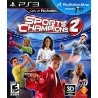 Игра Праздник спорта 2 (Sports Champions 2) (Только для Move) (PS3) б/у (eng)