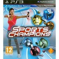 Игра Sports Champions (Праздник спорта) (Только для Move) (PS3) б/у (eng)