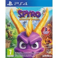Игра Spyro: Reignited Trilogy (PS4) б/у (rus sub)