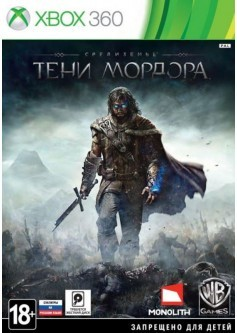 Игра Средиземье: Тени Мордора (Xbox 360) б/у (rus sub)