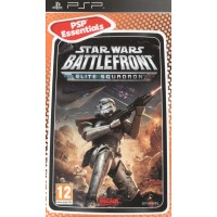 Игра Star Wars: Battlefront - Elite Squadron (PSP) б/у