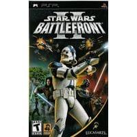 Игра Star Wars: Battlefront 2 (PSP) б/у