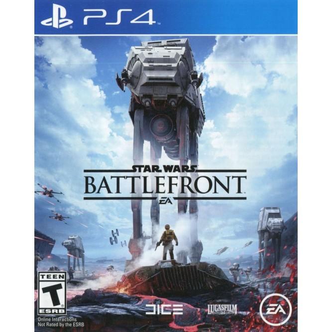 Игра Star Wars: Battlefront (PS4) б/у