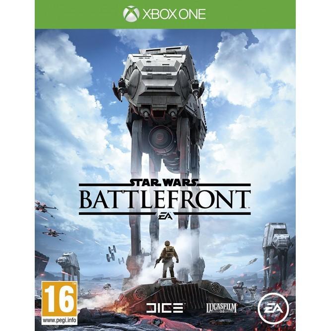 Игра Star Wars: Battlefront (Xbox One) (rus)