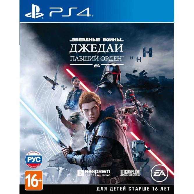 Игра Звёздные Войны Джедаи: Павший Орден (PS4) (rus)