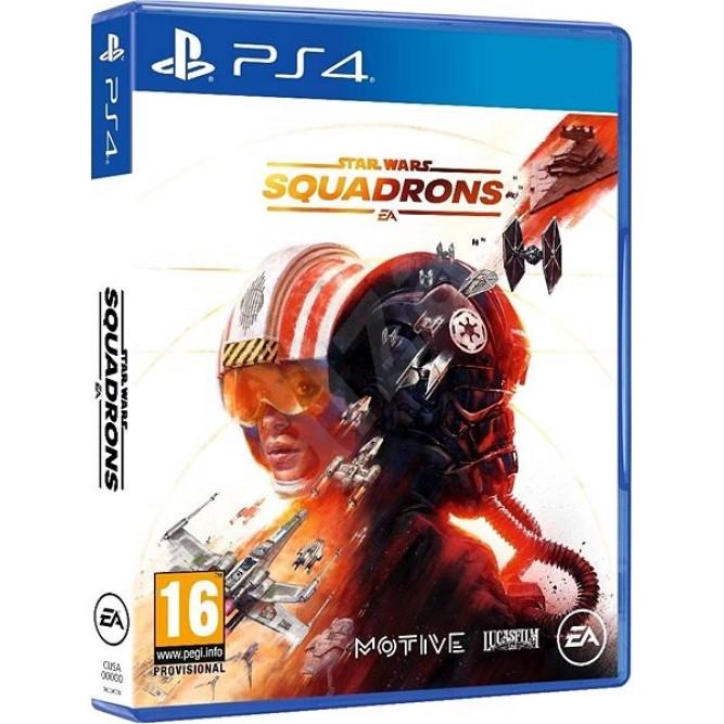 Игра Star Wars: Squadrons (поддержка PS VR) (PS4) (rus sub)