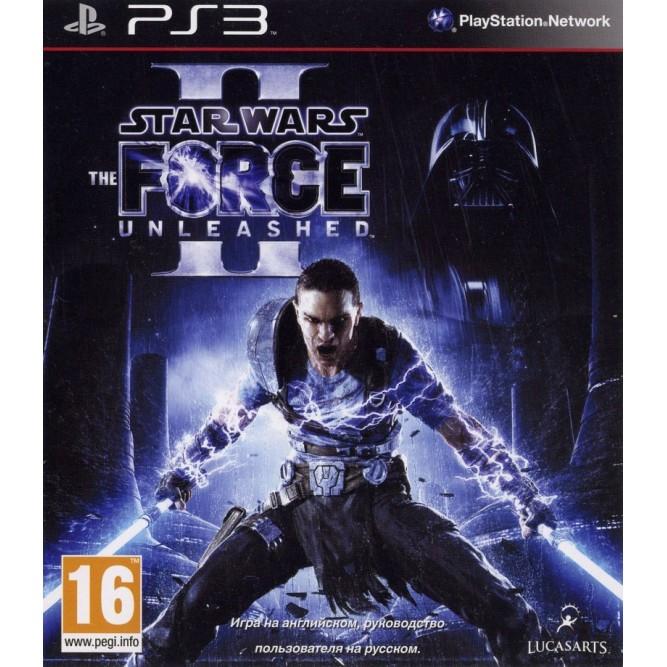Игра Star Wars: The Force Unleashed II (PS3)