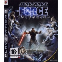 Игра Star Wars: The Force Unleashed (PS3) б/у
