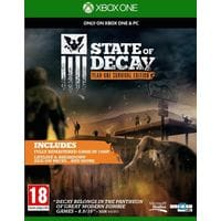Игра State of Decay: Year-One Survival Edition (Xbox One) б/у