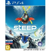 Игра Steep (PS4) (rus)