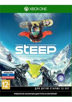 Игра Steep (Xbox One) б/у (rus)