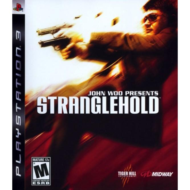Игра Stranglehold (PS3) б/у