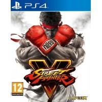 Игра Street Fighter V (PS4) б/у (rus sub)