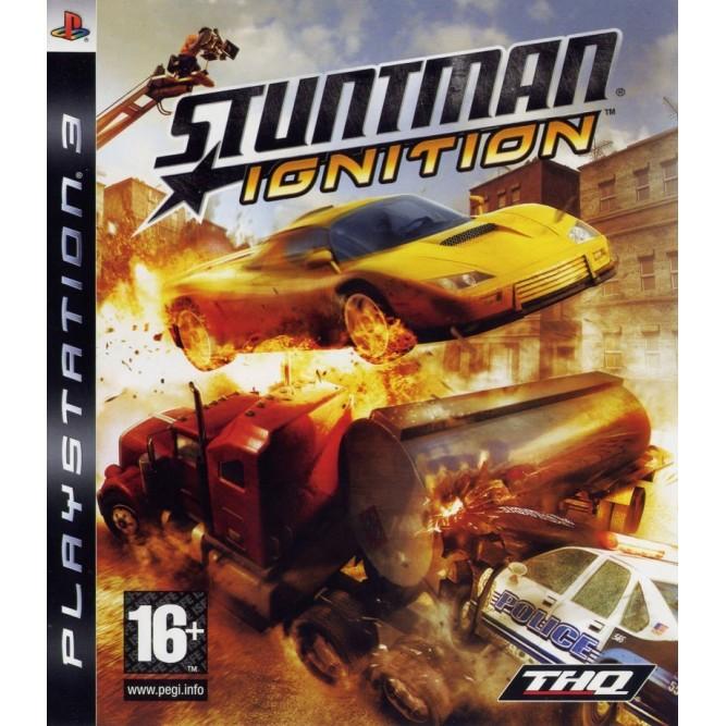 Игра Stuntman: Ignition (PS3) б/у (rus sub)