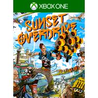 Игра Sunset Overdrive (Xbox One) (rus)