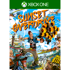 Игра Sunset Overdrive (Xbox One) (rus)