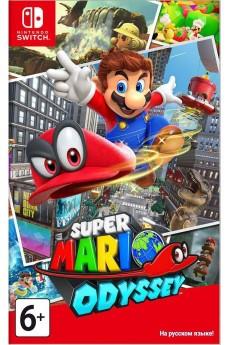 Игра Super Mario Odyssey (Nintendo Switch) б/у