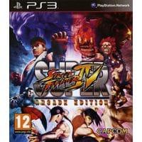 Игра Super Street Fighter IV: Arcade Edition (PS3) б/у