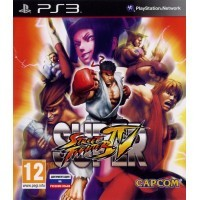 Игра Super Street Fighter IV (PS3) б/у (rus)