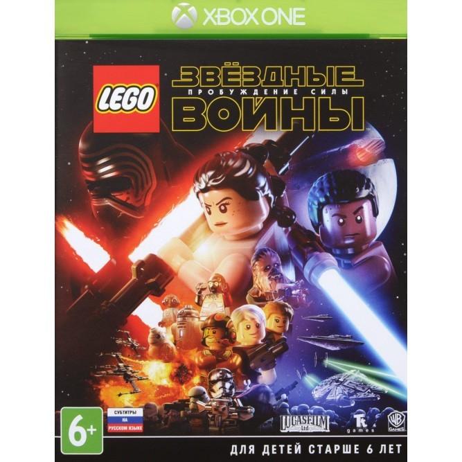 Игра LEGO Star Wars: The Force Awakens (LEGO Звёздные Войны: Пробуждение Силы) (Xbox One) б/у