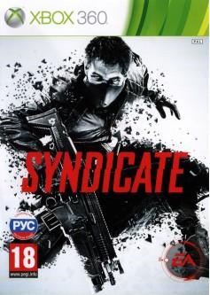 Игра Syndicate (Xbox 360) б/у
