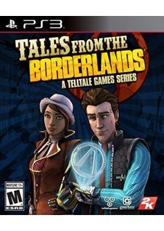 Игра Tales From the Borderlands (PS3)