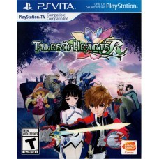 Игра Tales of Hearts R (PS Vita) (eng)