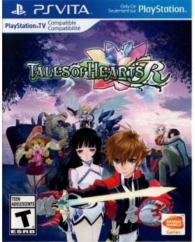 Игра Tales of Hearts R (PS Vita) (eng)