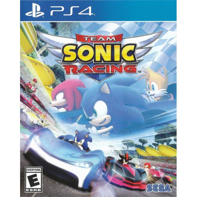 Игра Team Sonic Racing (PS4) (rus sub) б/у