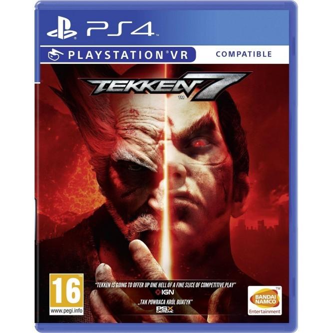 Игра Tekken 7 (PS4) б/у
