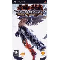 Игра Tekken: Dark Resurrection (PSP) б/у