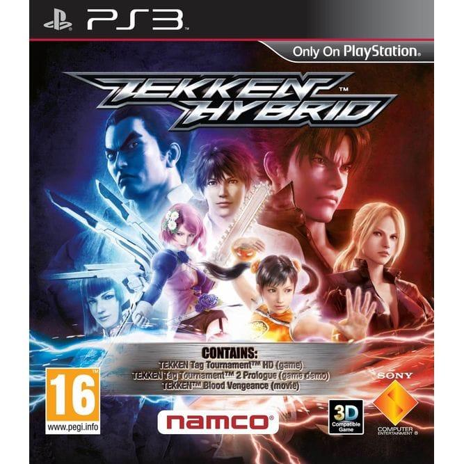 Игра Tekken: Hybrid (PS3) б/у