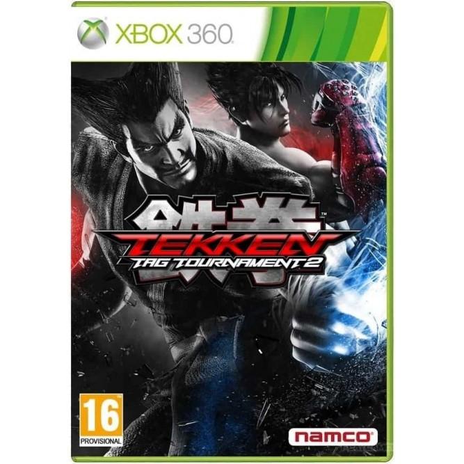 Игра Tekken Tag Tournament 2 (Xbox 360) б/у