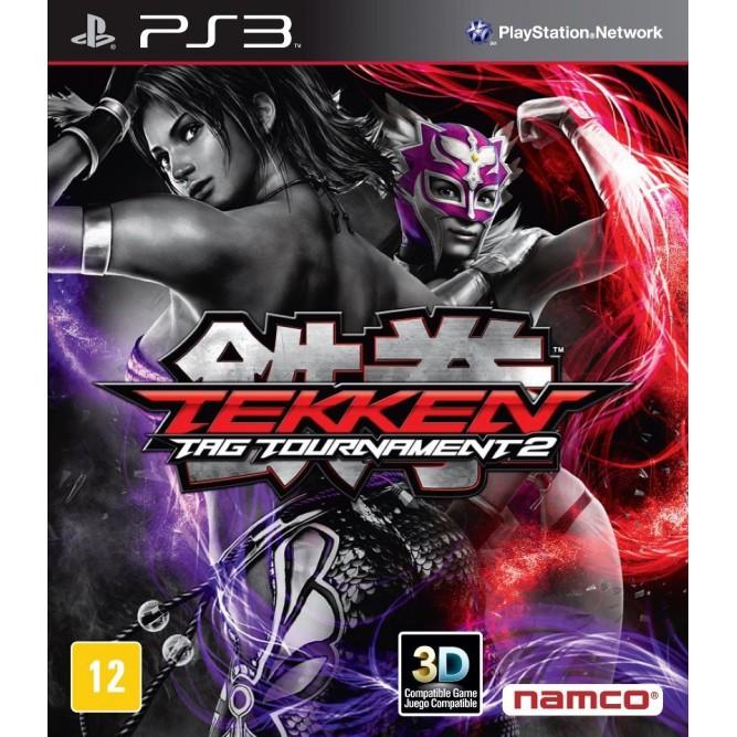Игра Tekken Tag Tournament 2 (PS3) б/у