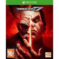 Игра Tekken 7 (Xbox One) б/у (rus sub)