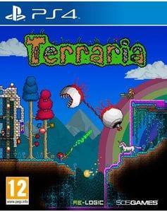 Игра Terraria (PS4) б/у (eng)