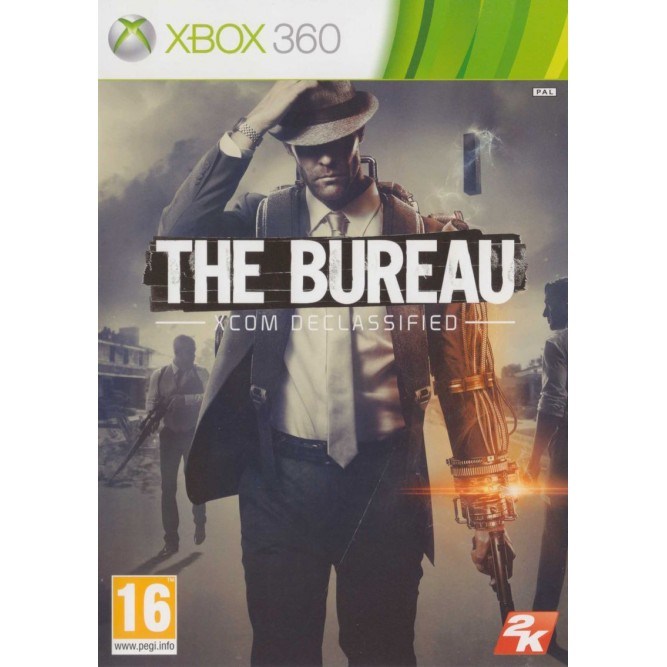 Игра The Bureau: XCOM Declassified (Xbox 360) б/у