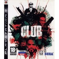 Игра The Club (PS3) б/у