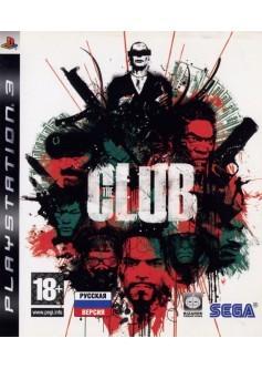 Игра The Club (PS3) б/у