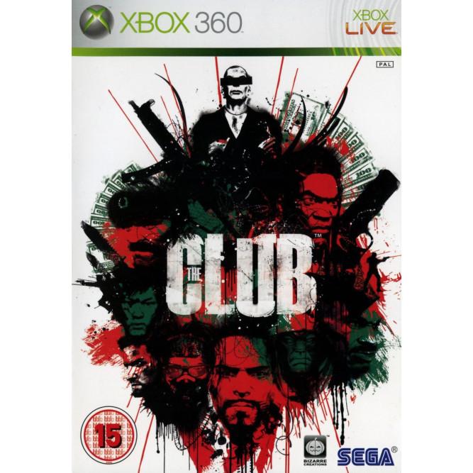 Игра The Club (Xbox 360) б/у