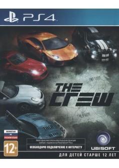 Игра The Crew (PS4)
