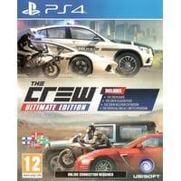 Игра The Crew: Ultimate Edition (PS4) (rus)